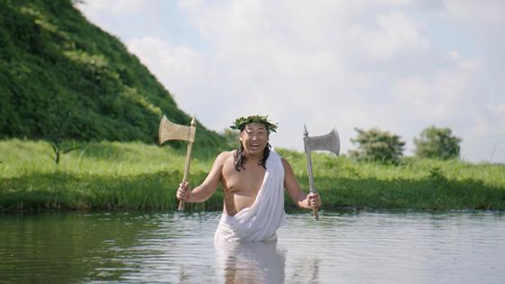 20160822suntrynonaru2 - サントリー/広末涼子さんとロバート秋山竜次さん起用「のんある気分」新CM