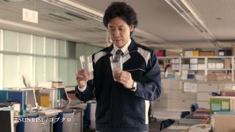 大泉洋さん、吉田鋼太郎さん、菜々緒さん出演「もぎたて」CM第4弾