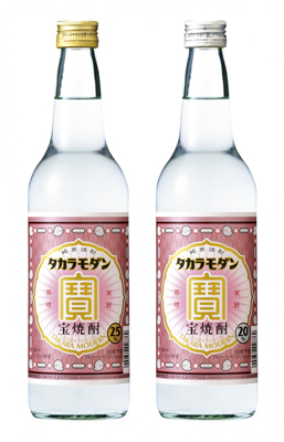 20160831takara - 宝酒造/サワーベース向け焼酎「タカラモダン」