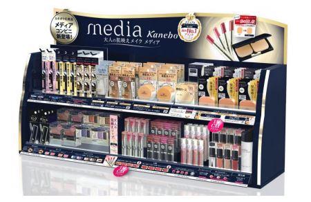 カネボウ化粧品「メディア」販売開始
