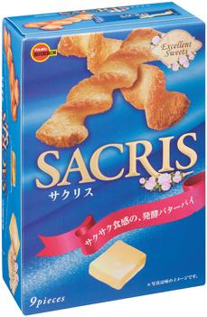 バターパイ「サクリス」