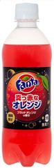 ファンタ 真っ赤オレンジ(490mlPET)