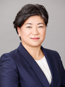 海老原育子・新代表取締役プレジデント