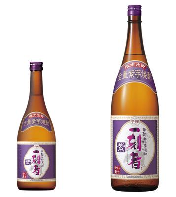 全量芋焼酎 一刻者 紫