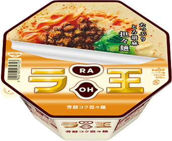 ラ王 芳醇コク担々麺