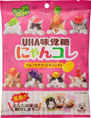 「のせ猫」たちのパッケージデザイン