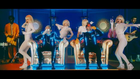 NON ANGEL「I'm PREMIUM」のミュージックビデオ2