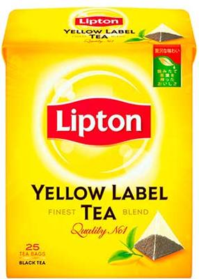 紅茶ブランド「リプトン」