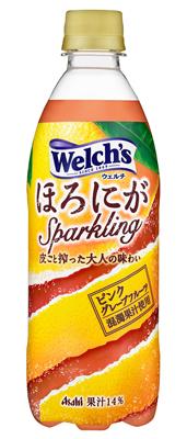 Welch's ほろにがスパークリング