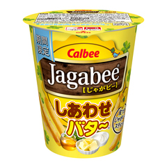 Jagabee(じゃがビー)しあわせバター