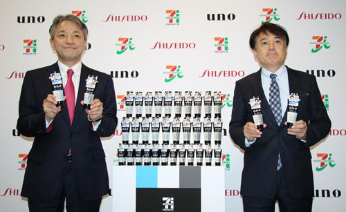 セブン-イレブン・ジャパンの石橋誠一郎取締役、資生堂の杉山繁和執行役員