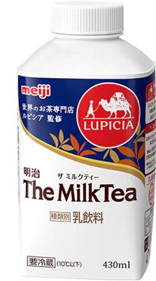 20161108meiji - 明治/ルピシア監修「The Milk Tea」