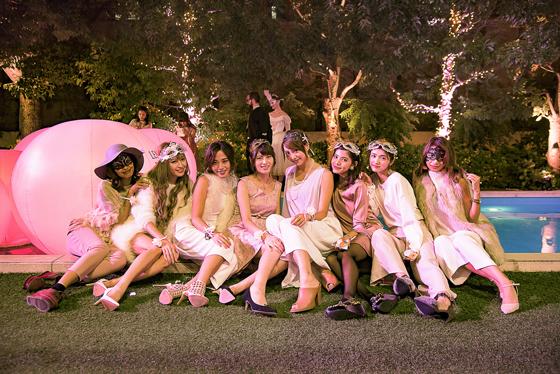レノア オードリュクス 香りの仮面舞踏会の参加者