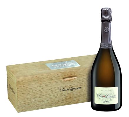アサヒ/600本限定シャンパン「クロ・ランソン2006」