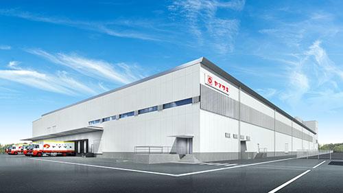 神戸工場 外観イメージ