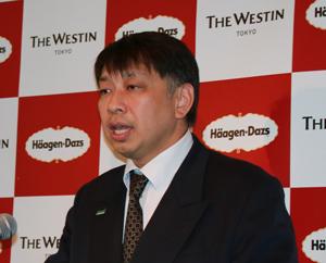 ウェスティンホテル東京セールス&マーケティング本部の谷口謙一郎氏