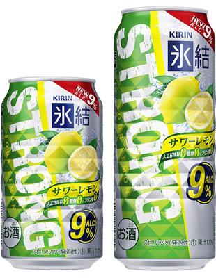 氷結ストロング サワーレモン