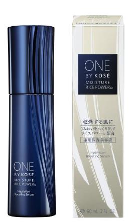 コーセー/洗顔後のブースター美容液「ONE BY KOSE 薬用保湿美容液」