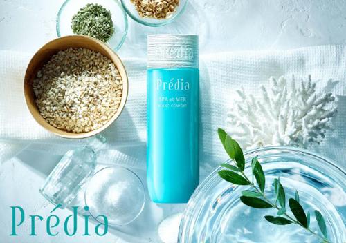 20161124kose3 - コーセー/薬用化粧水「プレディア スパ・エ・メール ブラン コンフォール」刷新