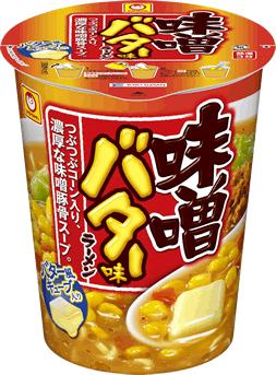 マルちゃん 縦型ビッグ 味噌バター味ラーメン
