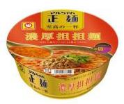 マルちゃん正麺カップ 至高の一杯 濃厚担担麺