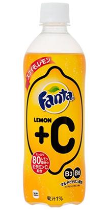 ファンタ レモン+C