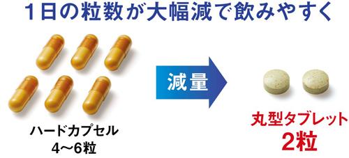 従来の1/4量で効率よく働く「N-アセチルグルコサミン」配合
