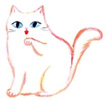 ぐうたらネコのミルクちゃん