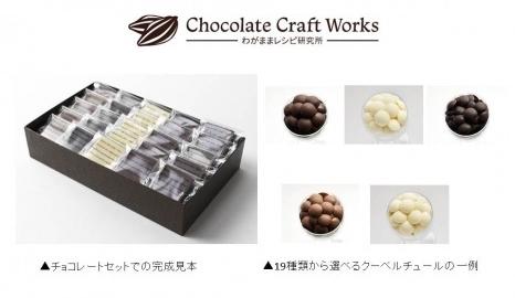 チョコレートクラフトワークス