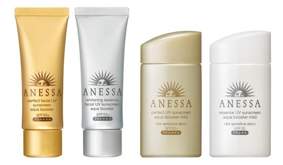 「アネッサ」2017年新製品