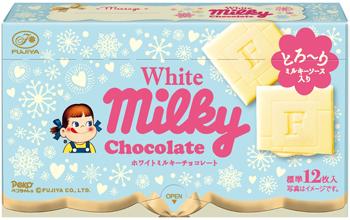 ホワイトミルキーチョコレート