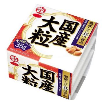 くめ納豆 国産大豆