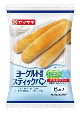 ヨーグルト風味スティックパン(6本入)