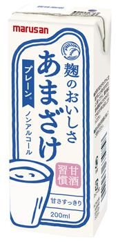 マルサンアイ/砂糖不使用のストレートタイプの甘酒