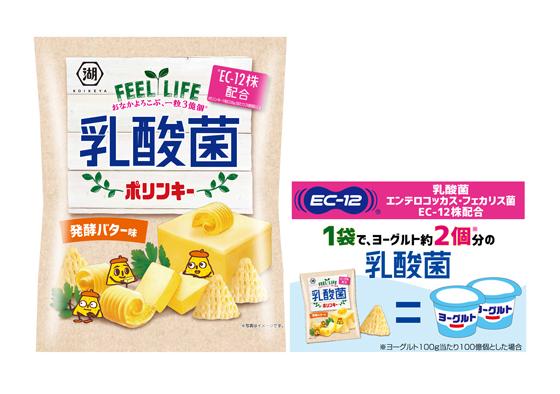 乳酸菌ポリンキー 発酵バター味