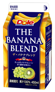 Dole THE BANANA BLEND