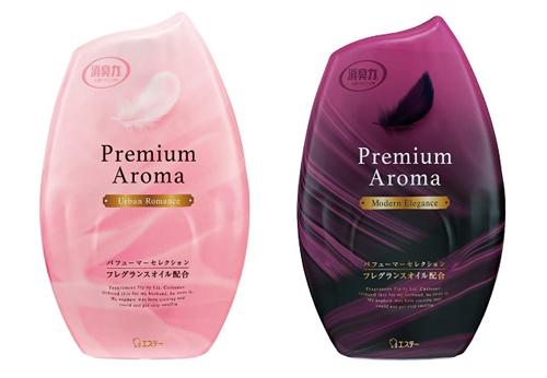 消臭力 Premium Aroma アーバンロマンス・モダンエレガンス