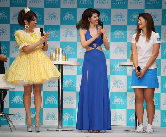 森星さん、はるな愛さん、渡辺綾夏さんが登場2