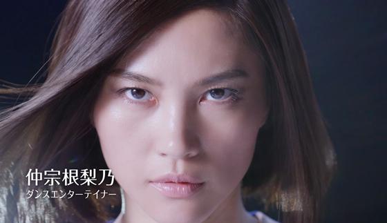 本郷理華さん、寺川綾さん、仲宗根梨乃さん出演の地肌ケアブランド「h&s」新CM3