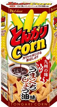 とんがりコーン 九州の味 うまくちしょう油味