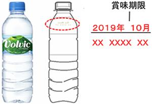 ボルヴィック 500mlペットボトル