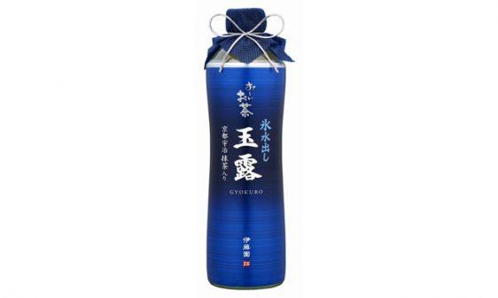 伊藤園/1000円でぜいたくなひと時を演出する瓶入り「お~いお茶 氷水出し玉露」