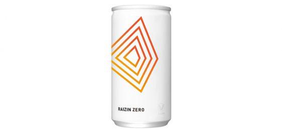大正製薬/糖類ゼロ・カロリーゼロの「RAIZIN ZERO」