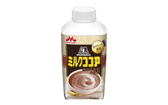 森永乳業、森永製菓/乳飲料「ミルクココア」をコラボ