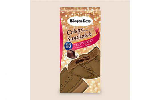 ハーゲンダッツ/濃厚なチョコソース入り「フォンダンショコラ」