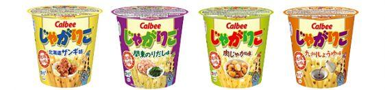 カルビー/北海道ザンギ味など「じゃがりこ地域の味シリーズ」登場