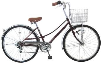 シティーサイクル 自転車 26 ...